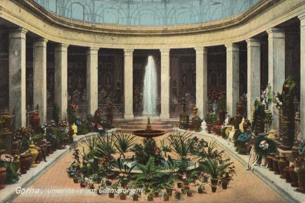 Krematorium Gotha, das erste Krematorium in Deutschland